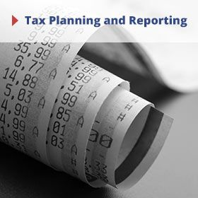 Tax Planning and Reporting